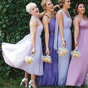 Lilac/lavender 2 piece formal or cocktail set